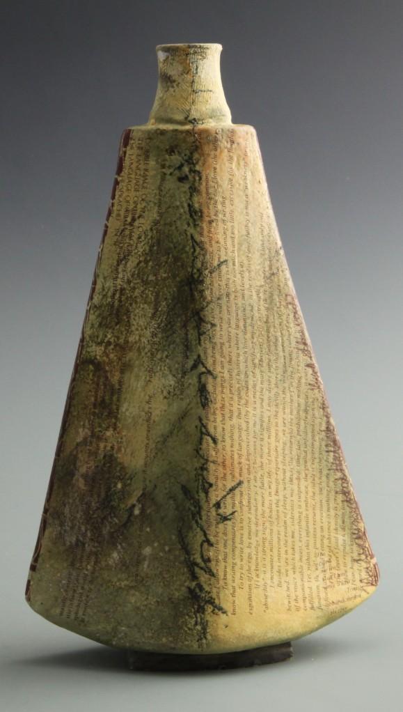 Spine, stoneware