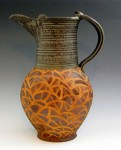 carved-pitcher